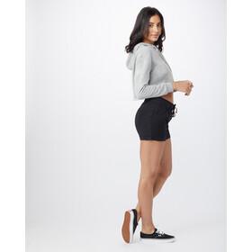 tentree Instow Shorts Mujer, negro